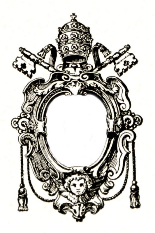 Here's a crown and keys frame for your portraits.