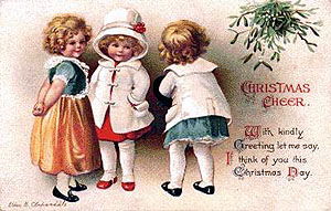 Christmas Girls Graphic
