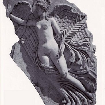 Victory Sculpture from Leptis Magna