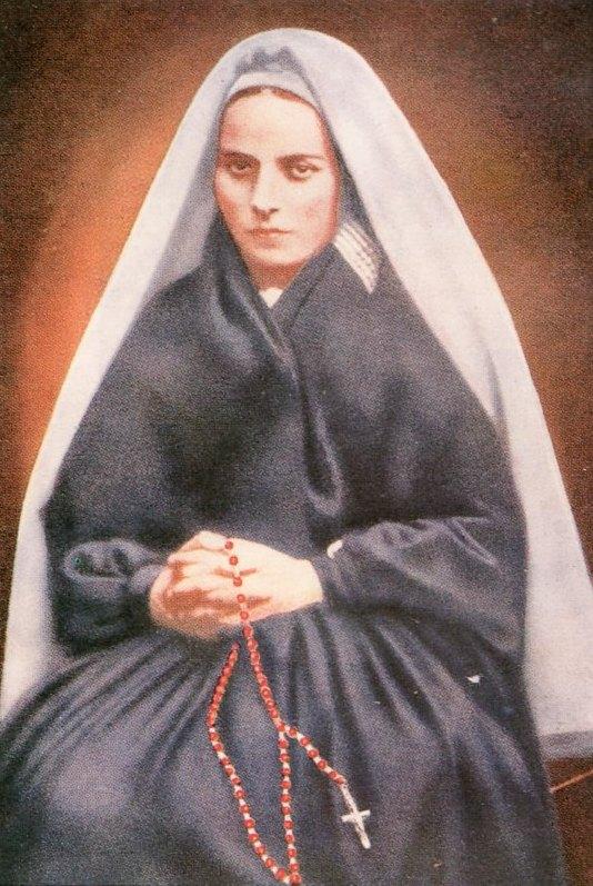Bernadette Soubirous nun