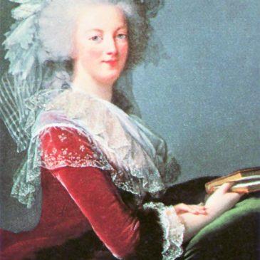 Marie Antoinette – Louis XVI Portraits