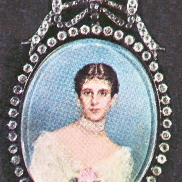 Victorian Women Framed Portraits