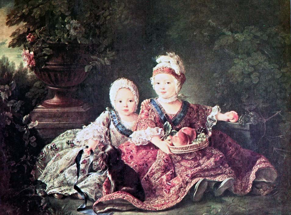 french children of royalty