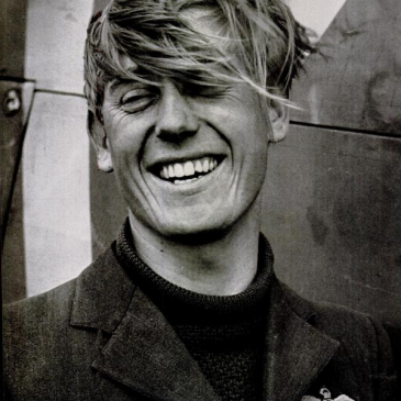 Flyboy Pilot From The 1940s
