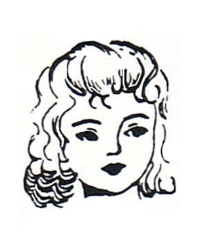 Vintage Girl Graphics