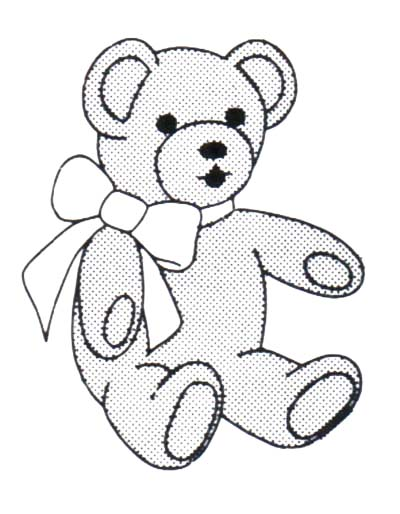Teddy Bear Toys Graphic Clip Art
