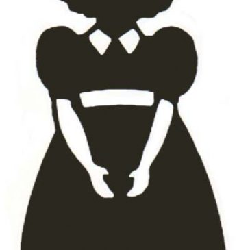 Little Girl Silhouette Graphics